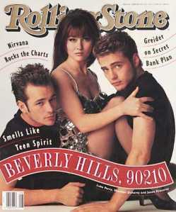 Beverly Hills, 90210-Feb, 1992