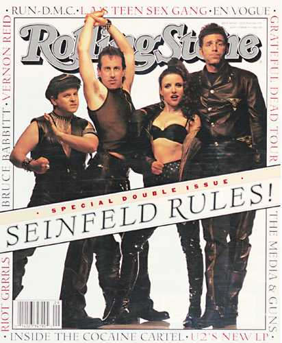 Seinfel-Jul, 1993